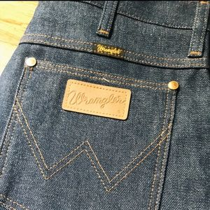 Two pairs of Wrangler Jeans